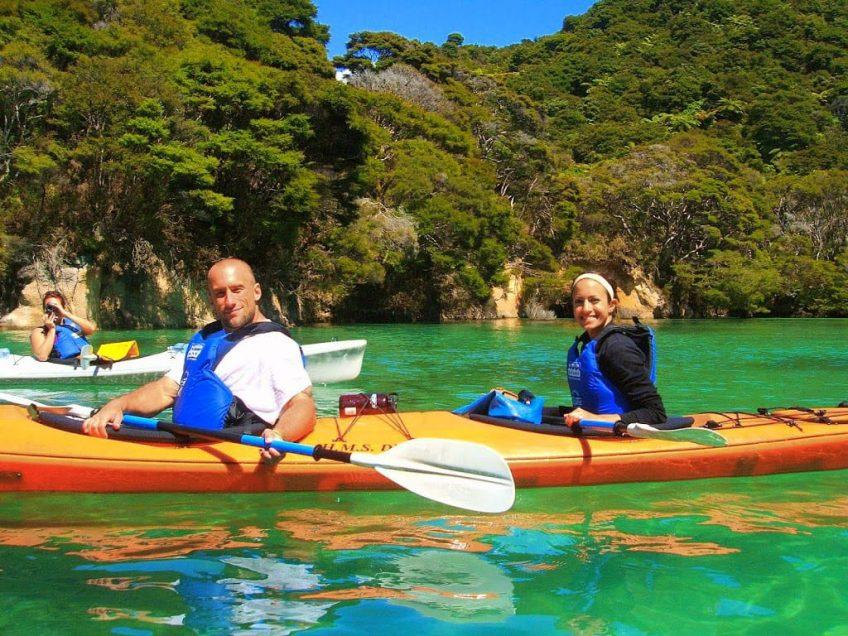 Work & Travel New Zealand - IENA - International Exchange of