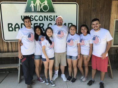 Matt's Camp Tour Day 1 - IENA - International Exchange of